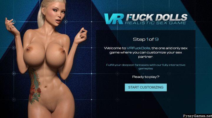 Online 3d virtual sex doll
