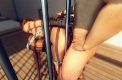 Online BDSM porn game with kinky bondage pleasure