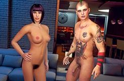 City of Sin 3D download Unity3D porn game