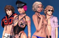 City of Sin 3D the Unity3D PC porn game