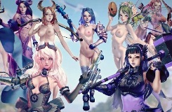 Play Crystal Maidens online for free