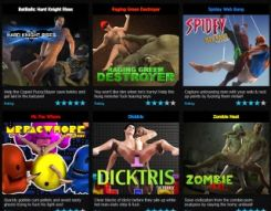 Gay sex games for Android gay porn games online