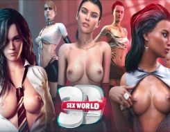Android sex games online Sex World 3D