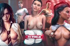 Sex World 3D game download