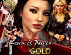 Best free anime porn Lesson of Passion