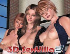 Free sex games on mobile 3D SexVilla 2