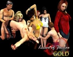Mobile sex games online Lesson of Passion
