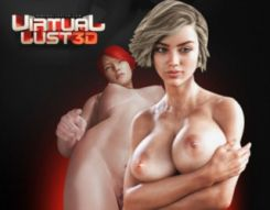 Mobile sex games for Android Virtual Lust 3D