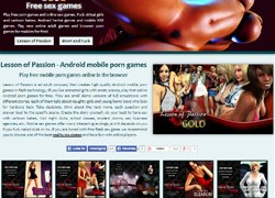 Free mobile porn games for Android