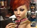 Sexy redhead secretary in rpg porn game