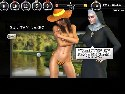 Adventure porn simulation with choices