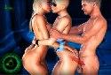Hardcore kinky game with sexy sluts