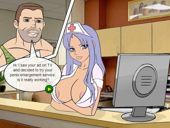 Nurse Fuck Game 85