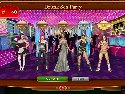 Sexy girls from mobile porn game
