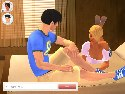 Free android game with real online flirt